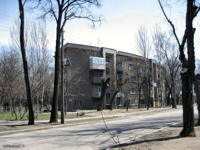40 лет Советской Украины, дом 31