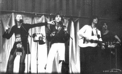 Группа «Последний шанс», 1981 год
