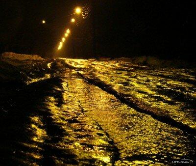 Ночные улицы Кичкаса