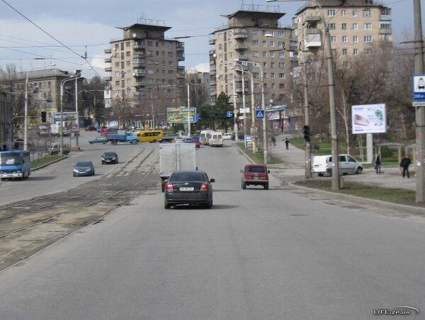 Проспект Ленина 2011 год