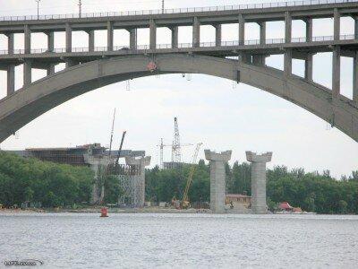 Старый и никак не родившийся новый мост