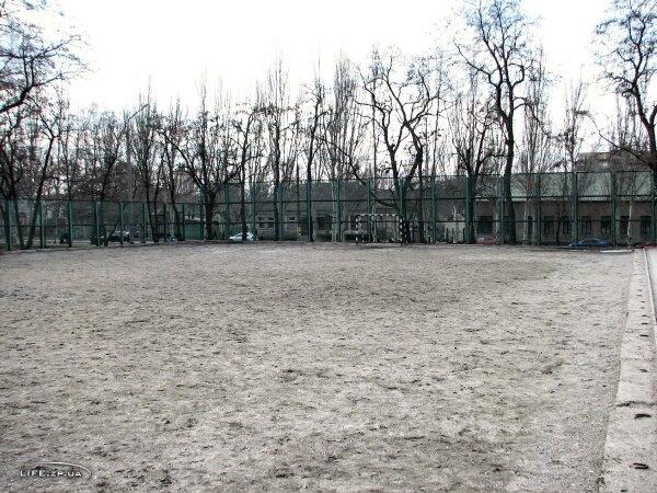 Футбольное поле ЗНУ