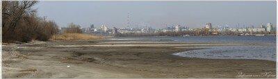 Заброшенный пляж