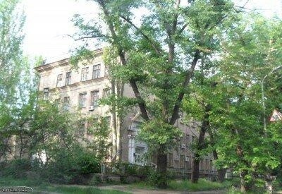 СШ №22 по ул. Трегубова, весна 2011 год