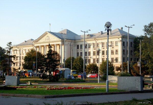 Горсовет, Проспект Ленина 206