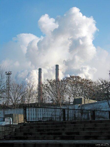 Проходная - Запорожский коксохимический завод