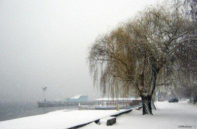 Зимняя набережная, 2012 год
