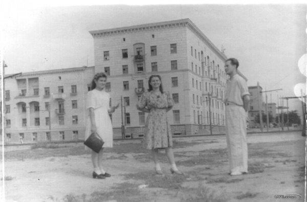 6-поселок, 50-е годы