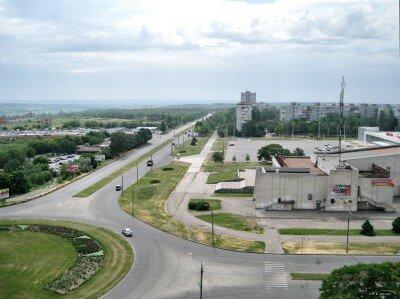 Проспект Советский (Хортицкий район)