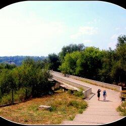 Путь к причалу, седому Борисфену