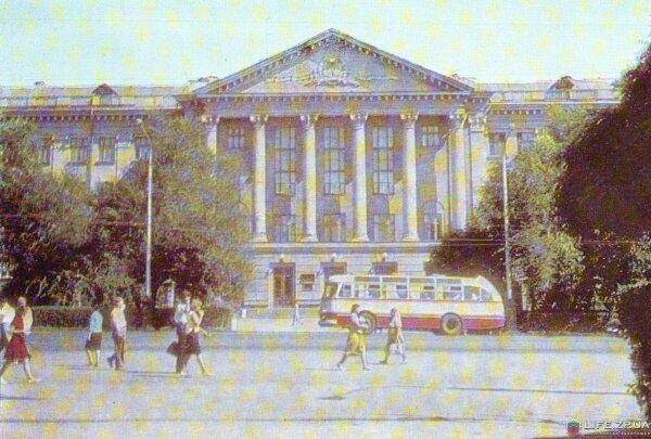 Административное здание (60-70 года)