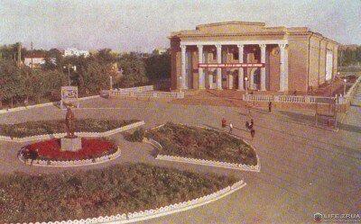Дворец культуры Строителей, 1960 год (60-е годы)