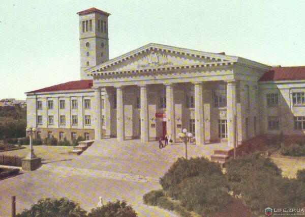 Фармацевтический институт, 1960 год (60-е годы)