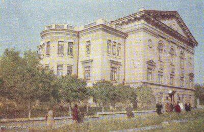 Педагогический институт, 1960 год (60-е годы)