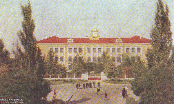 Средняя школа №59 (1960 год)