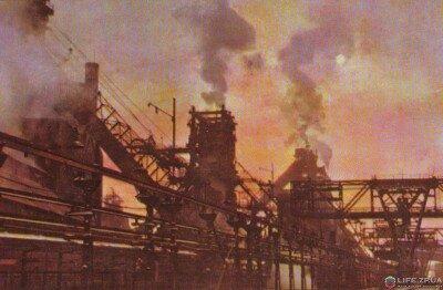 Запорожье индустриальное, 1964 год (60-е годы)