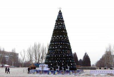 Новогодняя елка 2013