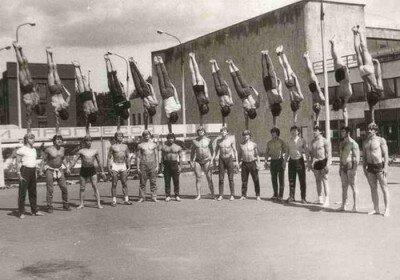 Атлеты СССР