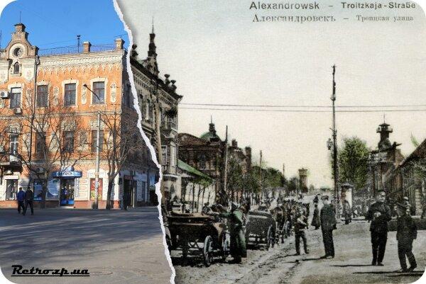 Доходный дом Якова Лещинского - один из старожилов нашего города.
