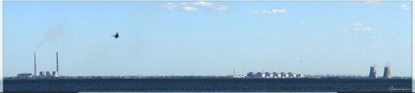 Крупнейшие в Европе: атомная и теплоэлектростанция