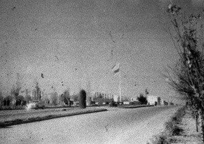 Площадь Октябрьская в 1963 году