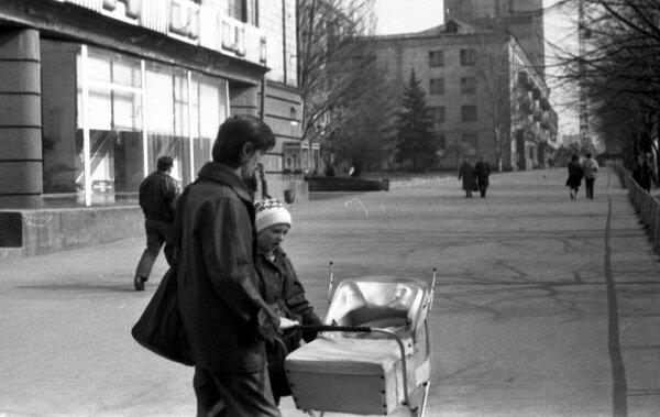 Весна 1991 года в Запорожье