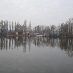 Бывшая лодочная станция ЗТМК на 12 причале