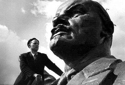 Николай Суходолов - один из авторов запорожского Ленина