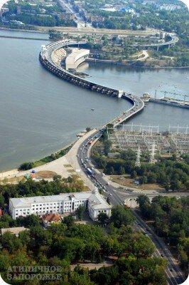 Первый административный район Запорожья