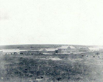 Психиатрическая больница в Вифании, 1912 год (Хортица)