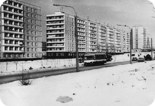 Шевченковский район был образован в 1962 году
