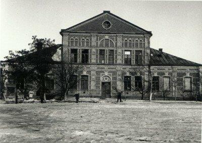 Школа для девочек, остров Хортица