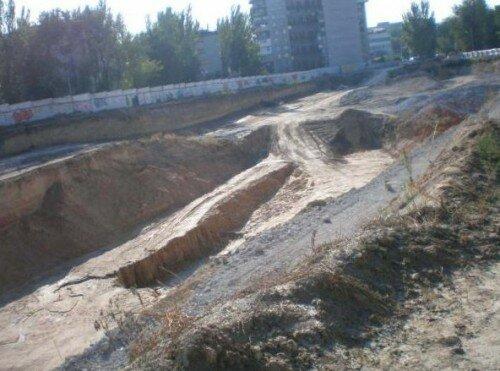 Строительство многофункционального комплекса «Пушкин-сити».