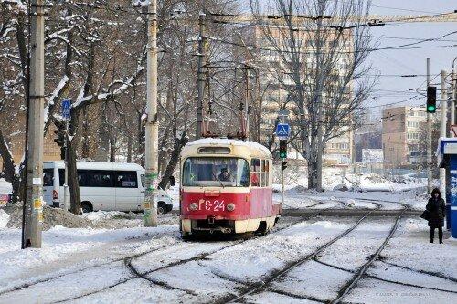 Трамвай: ГС-24