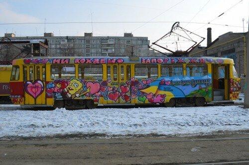 Трамвай любви в 2012 году