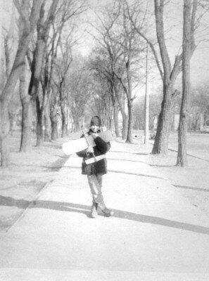 Улица. Л.Чайкиной, у КЮТа, 30 лет спустя.