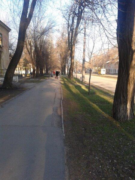 Ул. Л.Чайкиной в наше время, 2015 год.