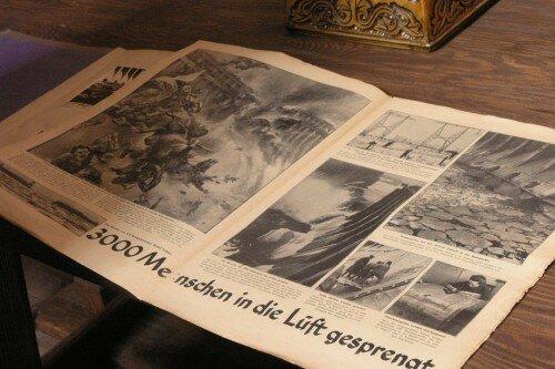 """Выпуск газеты """"Berliner Illustrierte Zeitung"""" (Берлинская иллюстрированная газета)"""