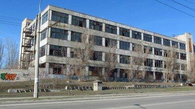 Завод «Радиоприбор» в полном упадке и разрухе. Помним, любим, скорбим...