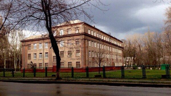Гимназия №47 в Запорожье