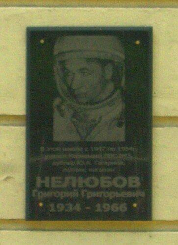Нелюбов Григорий Григорьевич 1934 - 1966 г.г.