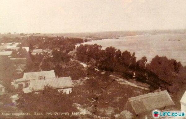Меннонитская колония на острове Хортица