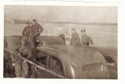 Немецко-фашистские оккупанты в Запорожье, 40-е года