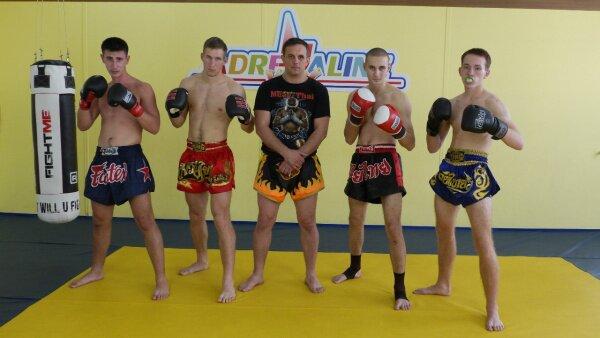 Спортивный клуб «Скорпион»