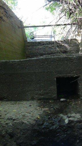 28.05.2010, в первый день каникул, двое подростков 13-ти лет, спрятались в данном тоннеле от начавшегося ливня.