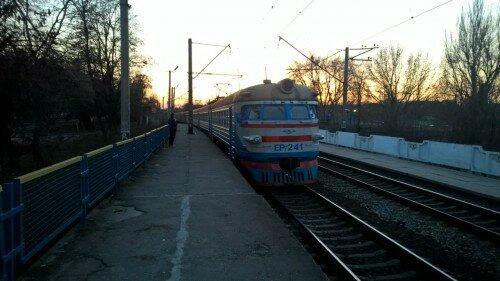 Железнодорожная платформа 174 км