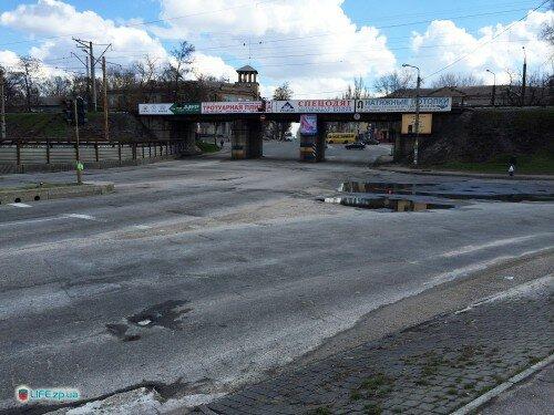 Железнодорожный мост (пересечение Тюленина-Победы)
