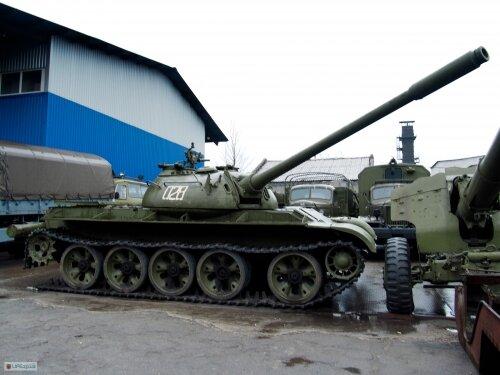 Т-55 — советский средний танк