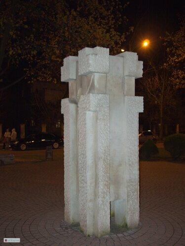 Ночной бульвар Шевченко