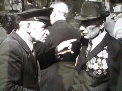 Парад Победы в 1970 году (70-е годы)